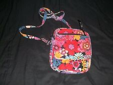 VERA BRADLEY CROSS BODY HANDBAG PURSE SUMMER COLORS