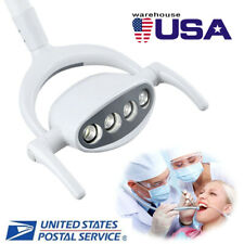 15w Dental Oral Treatment Lamp Cold Light Surgical Equipment 4 Led 6000 15000lx
