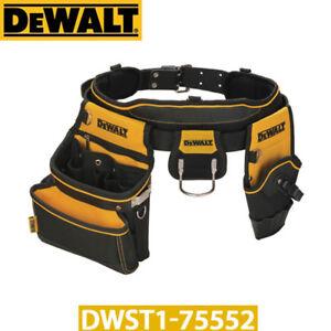 Dewalt Tool Belt DWST81228-8(=DWST1-75552) Heavy Duty Multi Purpose Multi Pouch