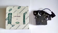 BRAND NEW GENUINE LAND ROVER LOWER TAILGATE LATCH ASSY, FQR100550