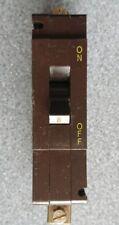CRABTREE C50 MCB 5A AMP TYPE C BS60898 M4.5 miniature circuit breaker 240v fuse