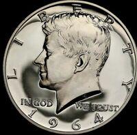 1964 50C (Proof) Kennedy Half Dollar 90% Silver