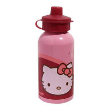 tolle rosa  Trinkflasche HELLO KITTY ALU  Flasche   NEU