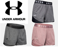 Under Armour Womens Shorts Play Up Twist 3.0 Run Work Out Yoga FREE SHIP 1349125