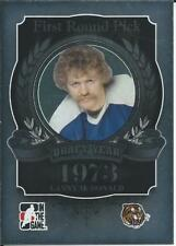 2012-13 2013 ITG Draft Prospects LANNY MCDONALD #117 First Round Pick 1973