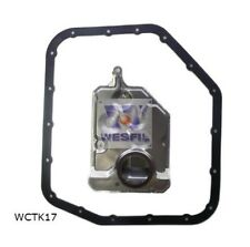 WESFIL Transmission Filter FOR Toyota COROLLA 1989-1995 A240L WCTK17