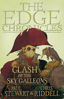 The Edge Chronicles 9: The Clash of the Sky galleons (Edge Chronicles, the Edge