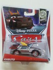 CARS Raro Disney pixar cars 2013 KABUTO Tuners 2/10 mattel scala 1/55 maclama