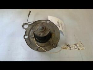 Blower Motor With AC Fits 86-87 RENAULT ALLIANCE 157315