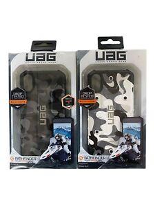 "Urban Armor Gear UAG Pathfinder Case for iPhone X iPhone Xs (5.8"") Midnight Camo"