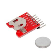 1PCS NEW DS3234 Ultra-precision Real-time Clock Module for Arduino CA