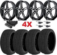 Asanti Wheels Rims Tires 265 40 22 265/40/22 Explorer Luxury Oem Oe Specs