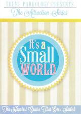 Disneyland It's a Small World DVD Documentary DVD