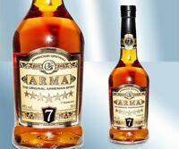 "Armenischer Brandy ""ARMA"" 7 Jahre 40% Армянский коньяк Брэнди ""АРМА"" 7 лет 0,5L"