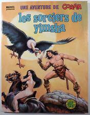 Conan 9 Les sorciers de Yimsha Ed. LUG TTBE