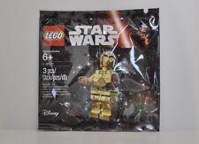 LEGO® STAR WARS™ - POLYBAG 5002948 - C-3PO - FIGUR - C3PO NEU