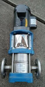 Goulds 3SV2NA3J20  e-SV Series  Vertical  Water Pump  .5 HP  3500 RPM