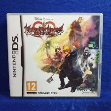 DS Kingdom Hearts 358/2 días Lite DSi 3DS versión PAL región libre