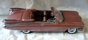 Danbury Mint 1959 Cadillac Biarritz Convertible - NICE