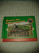 Henry the Green Engine