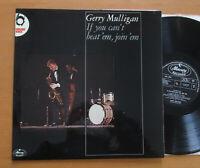 LML 4013 Gerry Mulligan If You Can't Beat 'Em, Join 'Em 1965 NEAR MINT Mercury