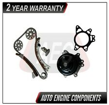 Timing Chain Kit & Water Pump Fits Toyota Celica Corolla 1.8L 1ZZFE