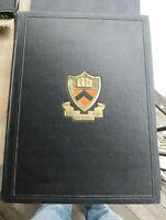 1957 Princeton University Yearbook Bric-a-Brac excellent condition