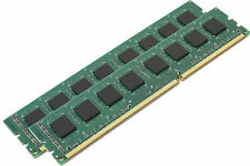 NEW! 8GB 2 X 4GB DDR3 PC3-10600 LOW DENSITY PC10600 1333MHz DESKTOP MEMORY RAM