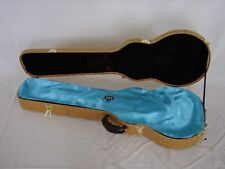 "AQUA ""AxeShield HD"" Satin Protection Shroud ATTACHES To Gibson/Epi Les Paul Case"