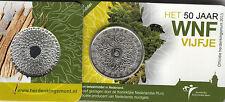 5 Euro Holland 2011  @ 50 Gedenktag WNF @