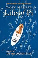Life of Pi: A Novel by Yann Martel (Paperback, 2003)
