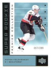 2002-03 UD PREMIER COLLECTION - Anton VOLCHENKOV RC rookie  #/399