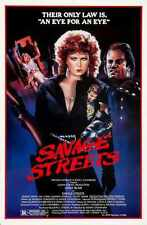 Savage Streets Poster 01 A4 10x8 Photo Print