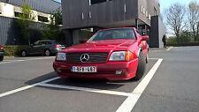 Mercedes sl 280 r129 1994 wenig km beige leder cabrio