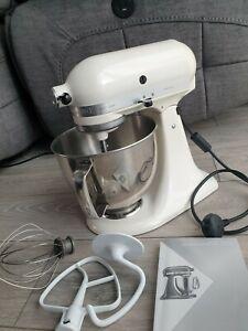 Kitchen Aid Artisan mixer,Milkshake Cream.Mint condition