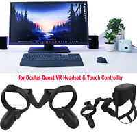 For Oculus Quest VR Headset&Touch Controllers AMVR VR Wall Mount Stand Brackets