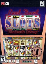 Reel Deal Slots BLACKBEARD'S REVENGE (PC Game) FREE US SHIPPING