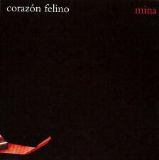 """MINA """"CORAZON FELINO"""" RARO CDsingolo PROMO 2007 - DIEGO TORRES"""