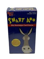 Smart Ass A** Everything 90s Card Game Stand-Alone or Expansion Pack New Sealed