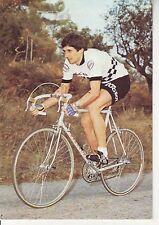 CYCLISME carte cycliste JACQUES BOSSIS équipe PEUGEOT ESSO MICHELIN