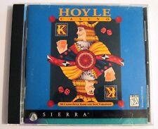 Hoyle Casino 1997 PC CD-ROM Casino Games, Poker Blackjack Roulette Craps Slots