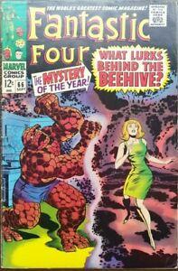 Fantastic Four #66