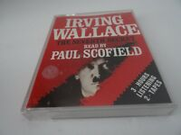Seventh Secret 2 tapes by Irving Wallace (Audio cassette, 1989) Hitler