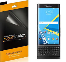 2X Supershieldz Full Screen Coverage Clear Screen Protector For BlackBerry Priv