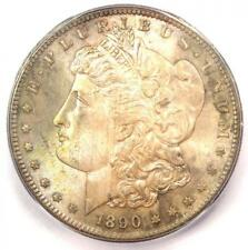 1890-S Morgan Silver Dollar $1 - ICG MS66 - Rare in MS66 Grade - $2,970 Value!