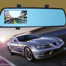 360° Full HD 1080P 2.8 Video Recorder Dash Cam Rearview Mirror Car Camera DVR