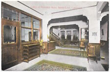 Postcard Lobby of Riverside Hotel in Santa Cruz, California~104759