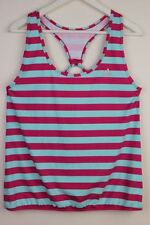 adidas Striped Activewear Tops for Women