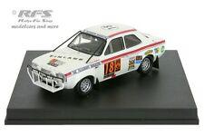 Ford Escort Mk I TC-Rally londres-Mexico 1970-mikkola - 1:43 Trofeu 0512