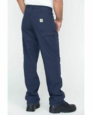 NEW Men Carhartt Flame Resistant Relaxed Fit Work Pants-Size 40 x 36 (FRB159DNY)